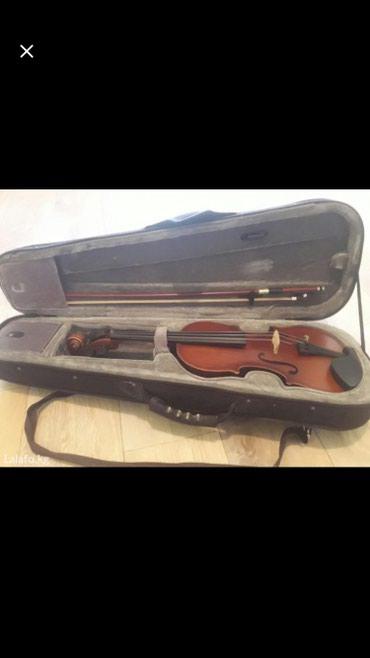 Продаю скрипку 2/4 , занималась дочь , в Бишкек