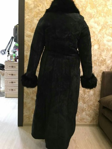 Продаю дублёнку б/у размер 44-46 в Бишкек