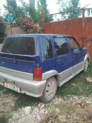 Транспорт - Кара-Ой: Daewoo Tico 0.8 л. 1996   2690515 км