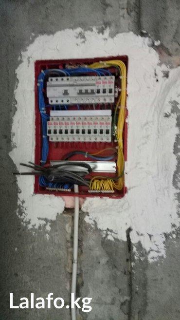 Elektrik so stajem в Лебединовка