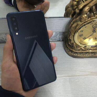 самсунг с5 стоимость в Кыргызстан: Б/у Samsung A7 64 ГБ Черный