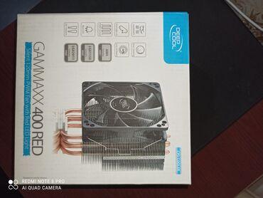 Продаю новый кулер для компьютера. GAMMAXX 400RED