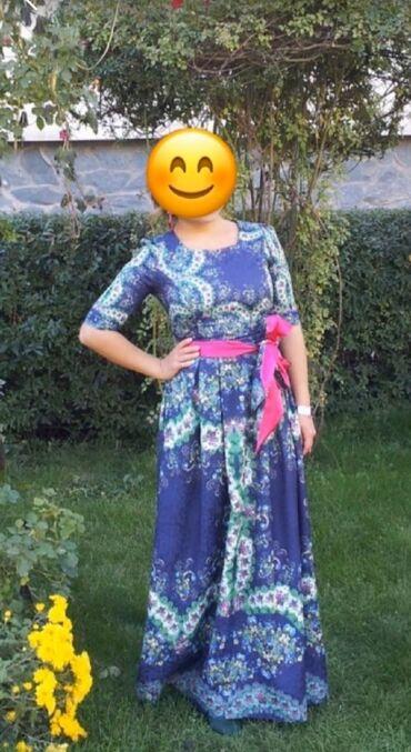 Женская одежда в Чолпон-Ата: Продаю платье. Надевала пару раз на мероприятие. В идеальном