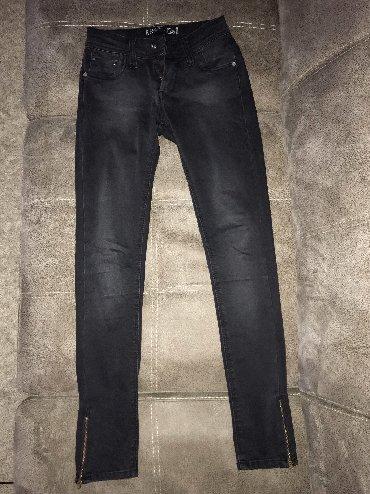 Pantalone-kvalitetne-malo - Srbija: Pantalone broj 27. Crne boje. Kao nove, udobne i kvalitetne