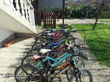 Bicikle - Srbija: Imamo polovne bicikle za sve uzraste iz izvozabicikle su pre pustanja