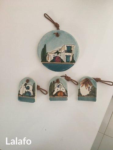 Κεραμικα διακοσμητικα 4 τεμαχια σε Athens