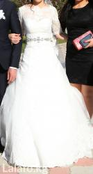 Сдается очень красивое свадебное в Бишкек