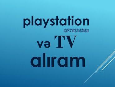 """televizor 109 cm - Azərbaycan: PlayStation 3 və Televizor alıram. Televizor 39""""-43"""" 102-109 ekran"""