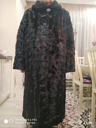 шубы норковые в Кыргызстан: Шуба норковая 58 размера