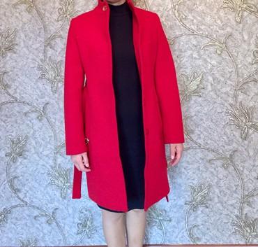 Женские пальто в Кыргызстан: Продаю ПАЛЬТО Турецкого производства, состояние идеальное, Размер подо