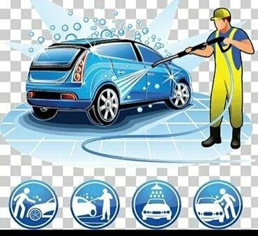 Автоуслуги - Кыргызстан: Автомойка | Полировка, Тонировка, Химчистка