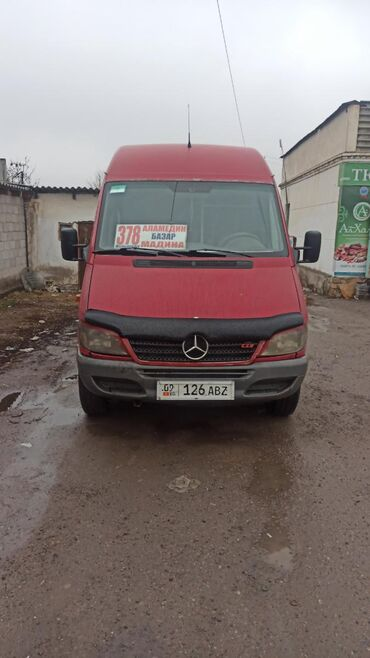 Mercedes-Benz Sprinter 2.2 л. 2003