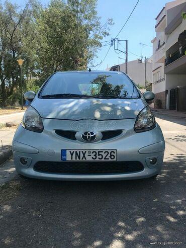 Toyota Aygo 1 l. 2006 | 115555 km