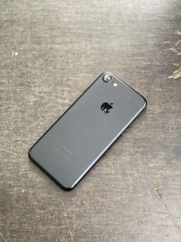 Продаю Айфон 7 матовый чёрный, в отличном состоянии 9 из 10 в