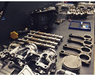 ремонт двигателей любой сложности в Кыргызстан: Двигатель