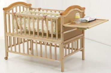 Детская мебель в Сокулук: Детская кровать .Сокулук . (от 0 до 10-12лет)с люлькой,ящиком снизу