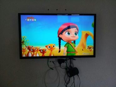 Bakı şəhərində SAMSUNG UE 32J 4000 82 SM TELEVİZOR.Tv az istifade olunub.ideal