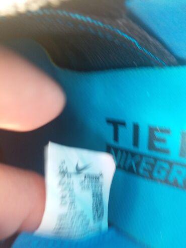 Kopacke nike - Srbija: Nike Tiempo kopacke su kao nove, jedan trening sa njima, broj 44,5 duz