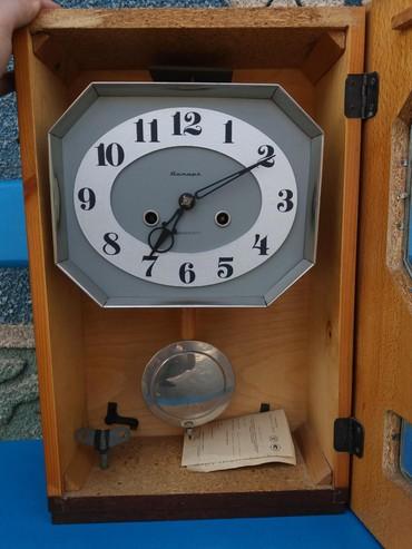 Продаю часы производство СССР с боем в Бишкек