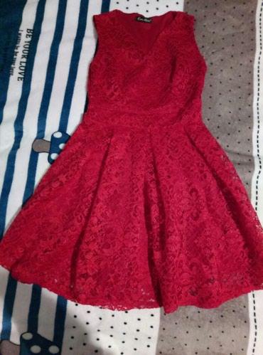 красное платье на свадьбу в Кыргызстан: Шикарное платье на вечер,на свадьбу.Про-во Турция. Торг. уместен