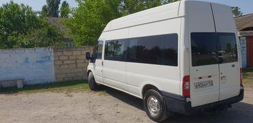 | Ağdaş: Ford Transit 2.4 l. 2002 | 185000 km
