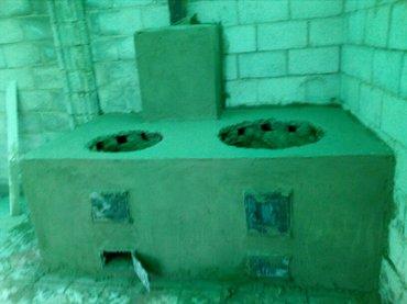 Пнчка очок барбекю контрамарка уч оборот печка салабыз в Бишкек - фото 2