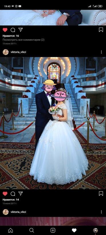 Продам платье свадебное одели 1 раз на свадьбу и на фото сессию брали