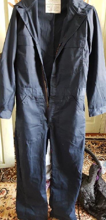 секонд хенд мужские одежды купить в Кыргызстан: Комбенизон,спец.одежда рост около 170-175,Германия