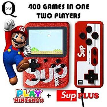 Supreme 2 - 35 AZNİki nəfərin oynuya biləcəyi Supreme 2 - 400in1 oyun