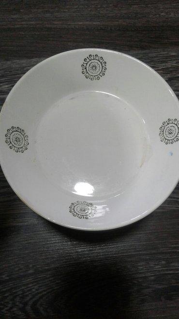 Прод тарелки по 25сом советских времен в Бишкек