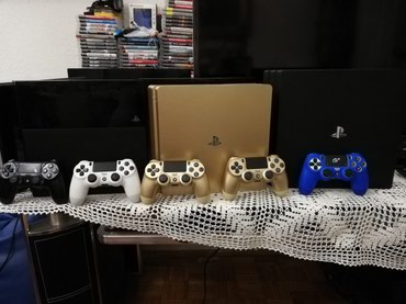 Otkupljujem Sony Playstation 4 ( PS4 ) konzole sa ili bez opreme, - Belgrade