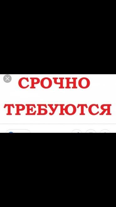 Открылись вакансии,на должность в Бишкек