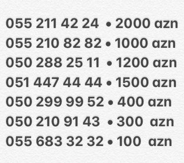 Bakı şəhərində Yeni nomrelerdir bir bawa ada kecirdirem.elaqe nomrem 0505013355