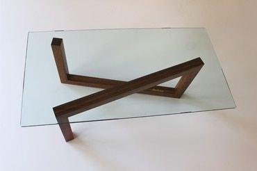 Столы и полочки из металла и стекла!Органично впишутся в интерьер