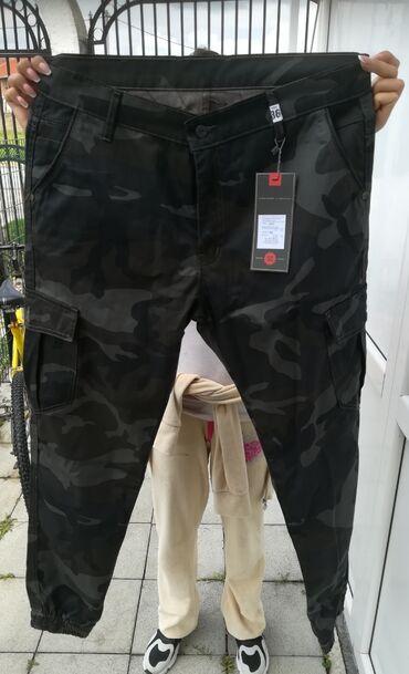 Military pantalone - Srbija: Maskirne military pantalone i bermude