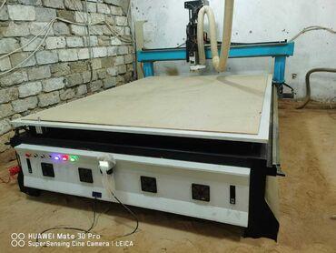 Biznes üçün avadanlıq - Azərbaycan: CNC dəzgahı 2D VE 3D. 5 aydır alınıb heçbir problemi yoxdur. vakum və