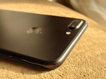 купить iphone бу в рассрочку в Кыргызстан: Б/У iPhone 7 Plus 128 ГБ Черный