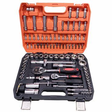 Набор инструментов    Фирма: SATAOK 94 предмет