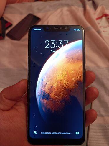 цена сони плейстейшен 3 in Кыргызстан | ПОСТЕЛЬНОЕ БЕЛЬЕ И ПРИНАДЛЕЖНОСТИ: Xiaomi Redmi Note 6 Pro | 32 ГБ | Черный | Сенсорный, Отпечаток пальца, Две SIM карты