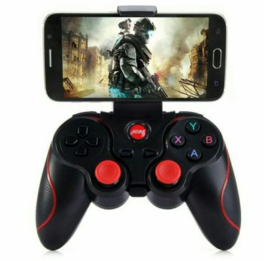 xbox 360 game в Кыргызстан: Gen Game S6 Wireless Bluetooth Gamepad Bluetooth 3.0+ бесплатная