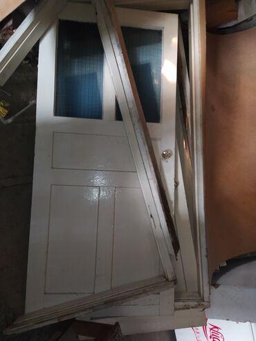 Ремонт и строительство - Сокулук: Двери | Межкомнатные | Деревянные, Стеклянные | Гарантия