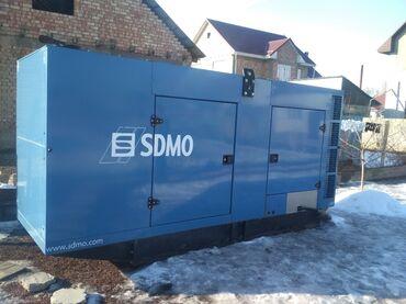 Продаю генератор дизельный 250 квт почти новый. Двигатель( дизель) в