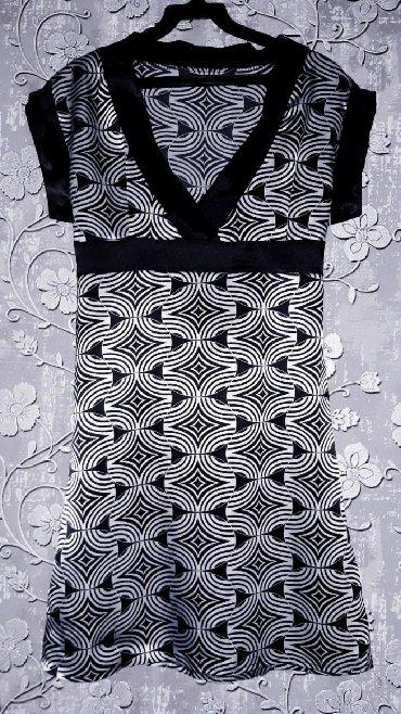женские платья и туники в Кыргызстан: Туника женская.Размер: S, наш 42.Качество и состояние