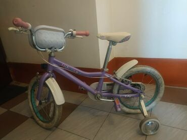 Детский мир - Беш-Кюнгей: Характеристики Giant Adore F/W 16 LavenderТип двухколёсный Возраст
