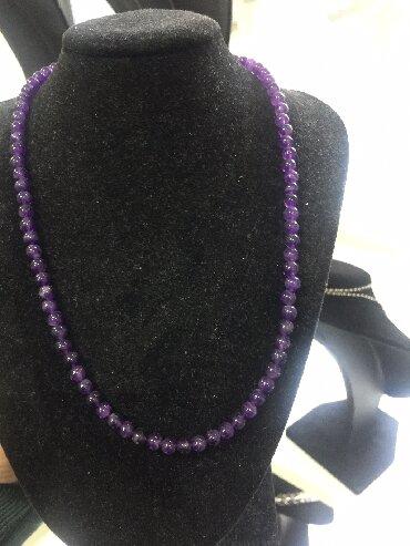 Jewellery Sets - Srbija: Ametist ogrlica
