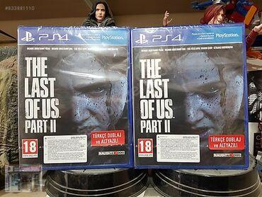 1k satışı - Azərbaycan: The last of us 2 part 2  Одни из нас часть 2  Sony PlayStation 4 Oyunl