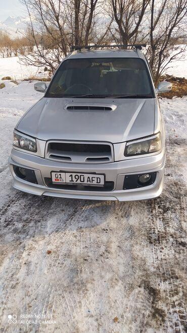 кирпичный завод каракол в Кыргызстан: Subaru Forester 2 л. 2002