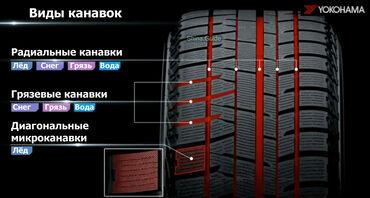 шины 195 65 r15 зима в Кыргызстан: Новые Шины Yokohama iceGUARD IG50+ 195/65 R15 91Q. Цена за комплект