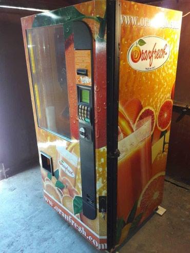 Oranfresh or100 — торговый автомат по в Бишкек
