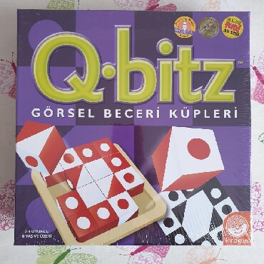 развивающие кубики в Кыргызстан: @intellectum.kg Игры для всех Складывайте узоры из кубиков, выполняя